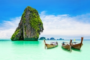 Asia & South Pacific Vacations